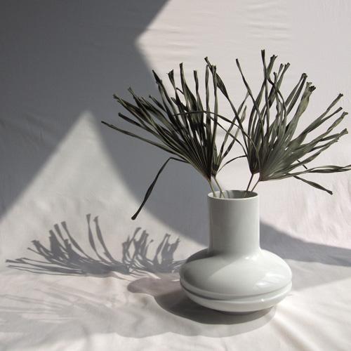 Vase in porcelain II