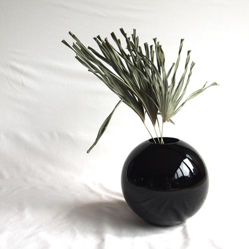 Glass vase from Holmegaard