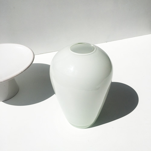 Delicated shaped vase