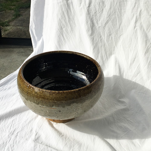 Handcrafted ceramic bowl