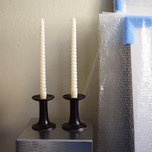 Höganäs candlesticks