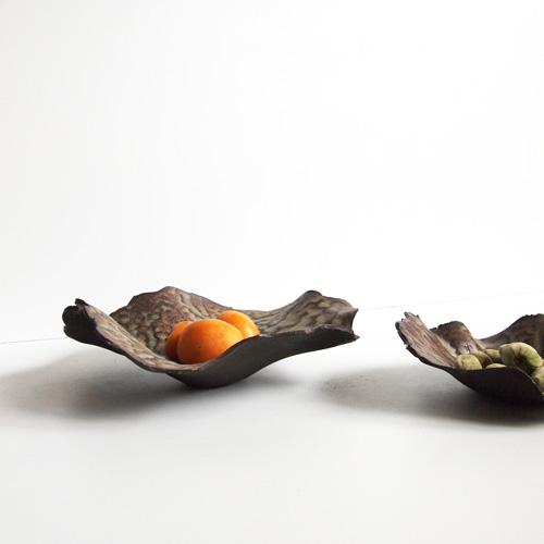 Bladformet keramik